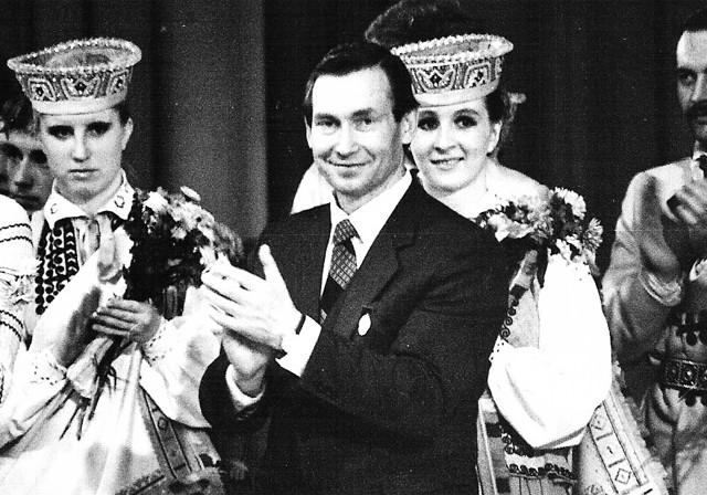 Gunārs Rubenis TDA Gatve 40 gadu jubilejas koncertā